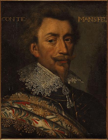 Image result for Ernst von Mansfeld emden